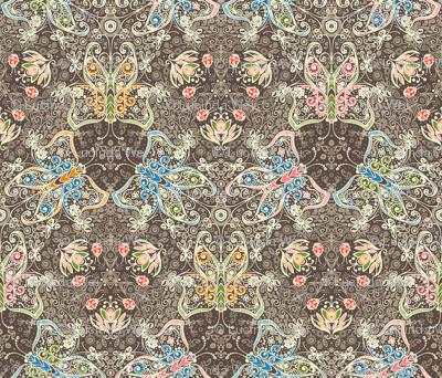 Anatomy of a Garden in Color III - © Lucinda Wei