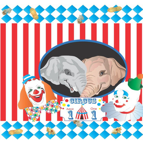 Welcome To The Big Top!