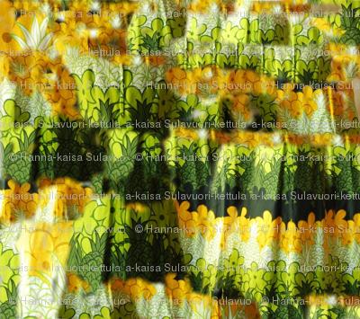 vintage_sixties_hawaiian_pineapple_print_dress_fabrik
