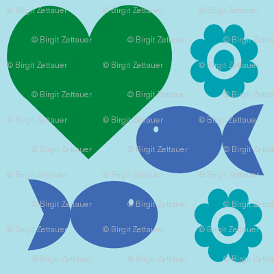 heartfishflower-blue