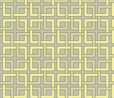 interlockingsquaresmod fabric by ravynka on Spoonflower - custom fabric