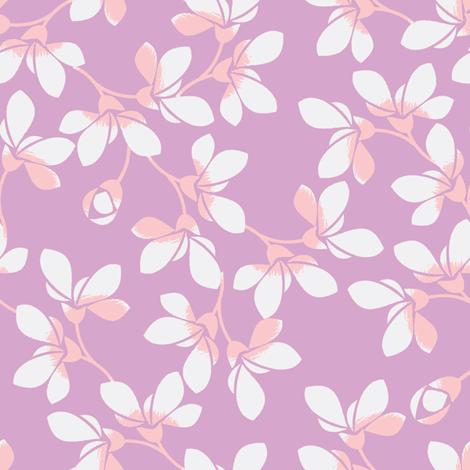 Springtime fabric by joanmclemore on Spoonflower - custom fabric