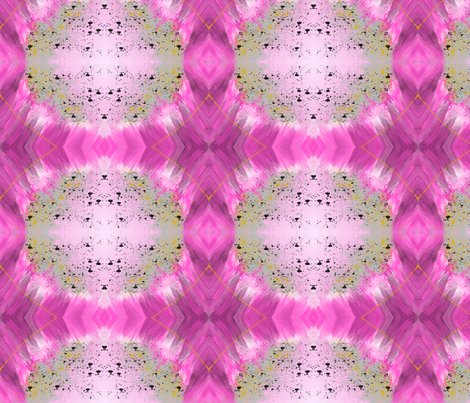 Pink 8 fabric by vaslittlecrow on Spoonflower - custom fabric