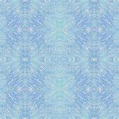 Diamond Diagonals Blue