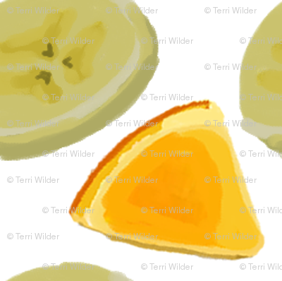 Fruit ROFL White