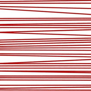 red optical illusion
