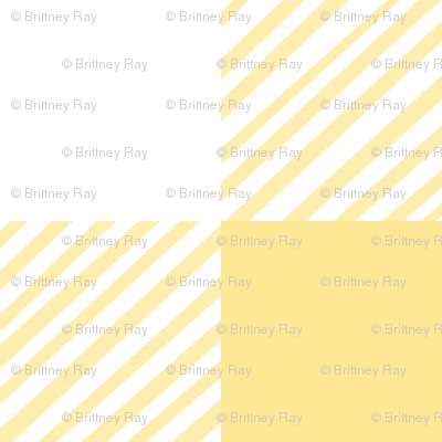 Yellow X Plaid
