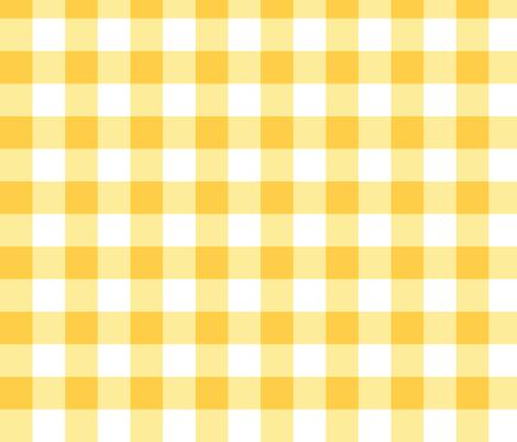 Sunny Plaid ii fabric by pond_ripple on Spoonflower - custom fabric