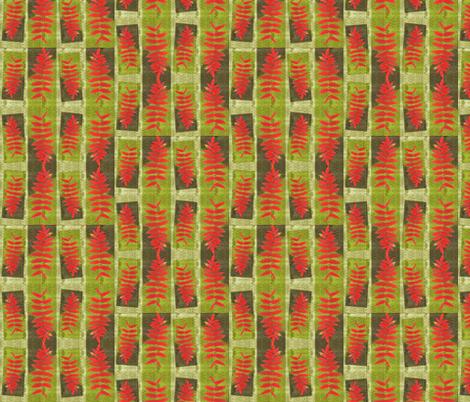 Sumac Season fabric by donna_kallner on Spoonflower - custom fabric