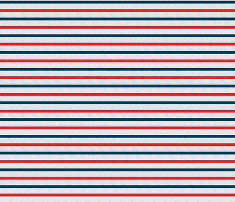 Grunge sailor's jersey stripes by Su_G fabric by su_g on Spoonflower - custom fabric