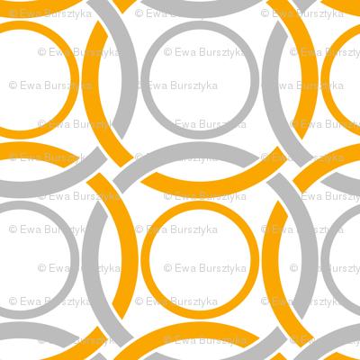 Interlocking circles in citrons