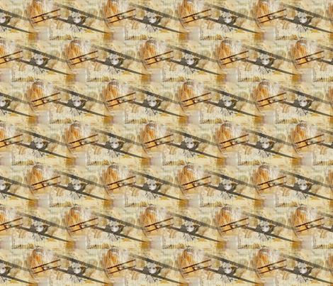 Wing Wave Chevron fabric by donna_kallner on Spoonflower - custom fabric