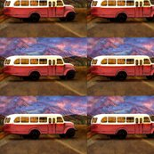 Rrrold_volvo_scania_bus_vintage_with_mountains_and_foothill_shop_thumb