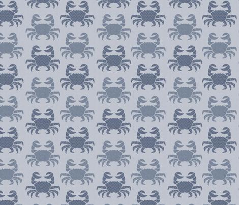 Feeling crabby fabric by annaboo on Spoonflower - custom fabric
