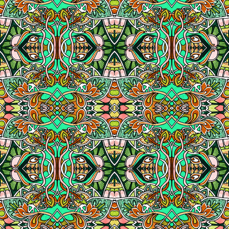 We Gotta Get Out of This Place fabric by edsel2084 on Spoonflower - custom fabric