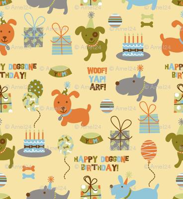 happy birthday doggies