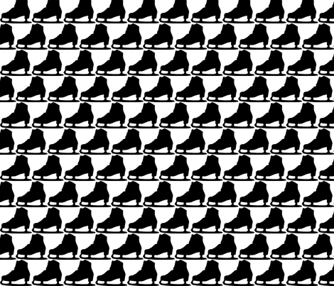 skate_boot fabric by whotookmyname on Spoonflower - custom fabric