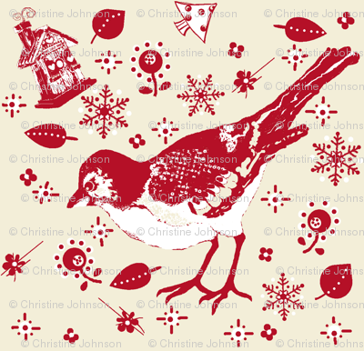 birdie's house / winter