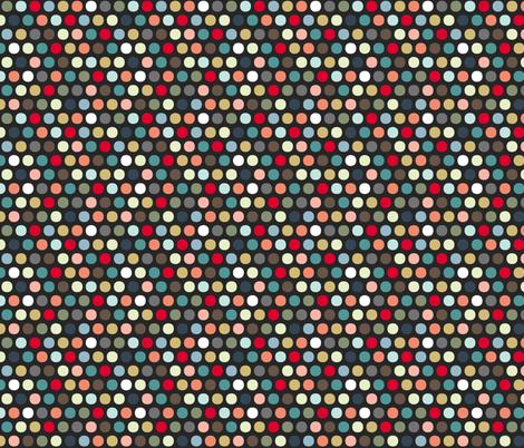 urban spot fabric by scrummy on Spoonflower - custom fabric