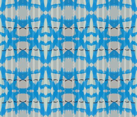 Skywalker fabric by susaninparis on Spoonflower - custom fabric
