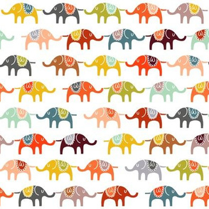 elephant march (half size)