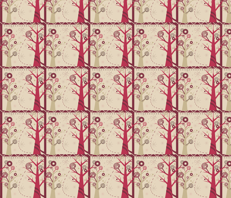 Autumn Candy fabric by eppiepeppercorn on Spoonflower - custom fabric