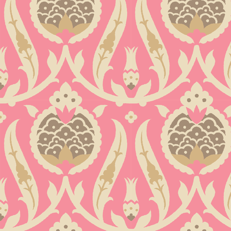 Pomegranate 841a fabric by muhlenkott on Spoonflower - custom fabric
