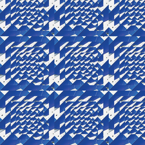 Marine Abstract 1 S fabric by animotaxis on Spoonflower - custom fabric
