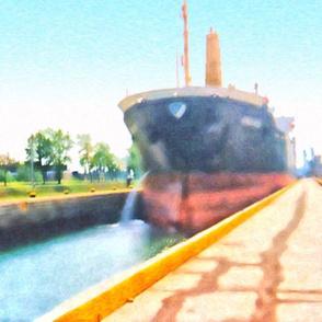 Locked Ship 2 L