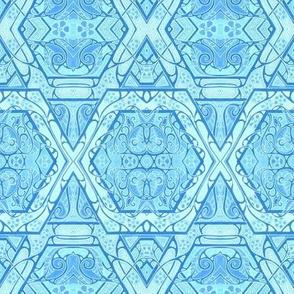 Hidden Star Boldly Blue