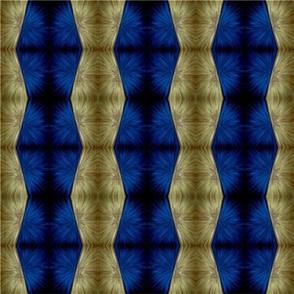 AbstractBlueAndGold