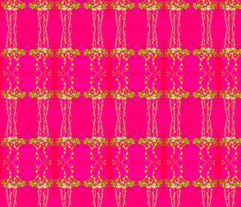 Summer Vines and Tiny Flowers fabric by robin_rice on Spoonflower - custom fabric