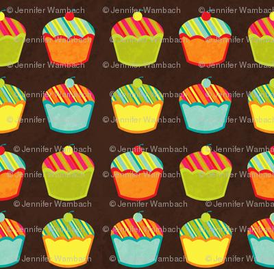 Cupcake Stripe (small)