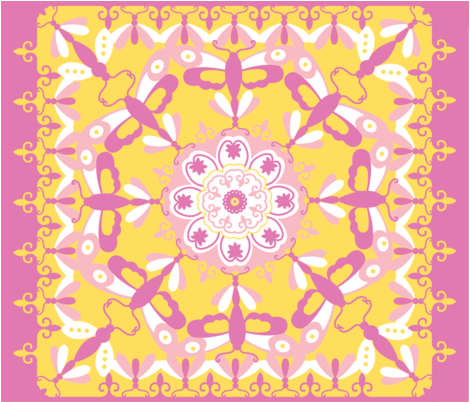 After the Rain fabric by kayajoy on Spoonflower - custom fabric