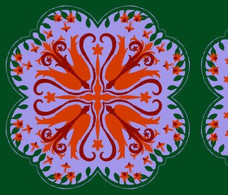 Hawaiian Quilt Phoenix Diving Fabric Thesummercountry Spoonflower