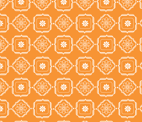 Morocco in Spices fabric by me-udesign on Spoonflower - custom fabric