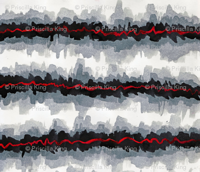 Cityscape_Abstract_Stripes_Fabric