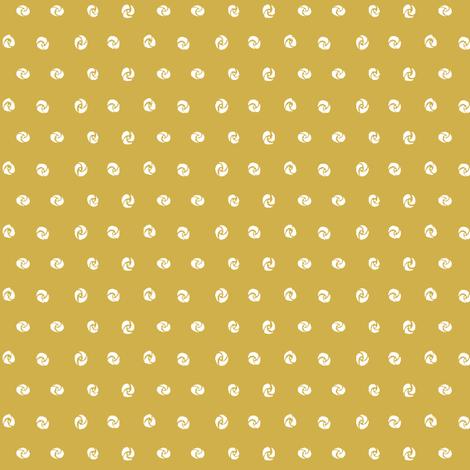 Rose Dot S-FF-104 fabric by modernprintcraft on Spoonflower - custom fabric