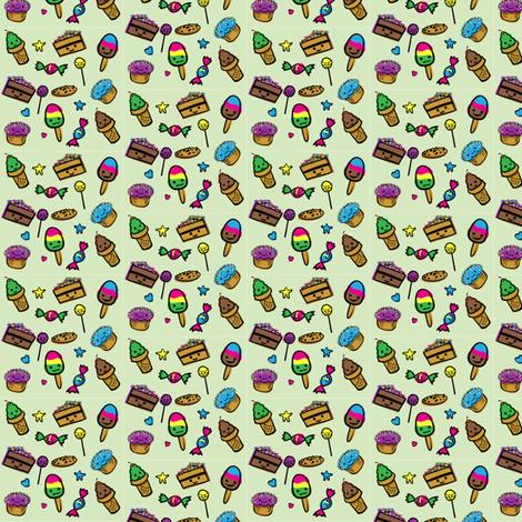 Pattern10 fabric by klowe on Spoonflower - custom fabric
