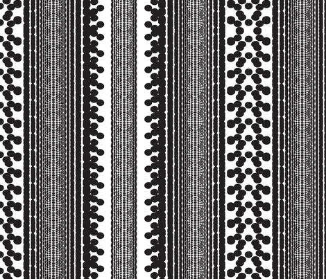dots fabric by klowe on Spoonflower - custom fabric