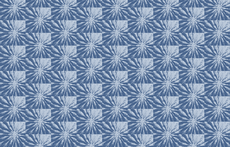 Frosty Cactus fabric by bad_penny on Spoonflower - custom fabric