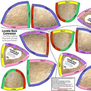 Rock Plushie Basic