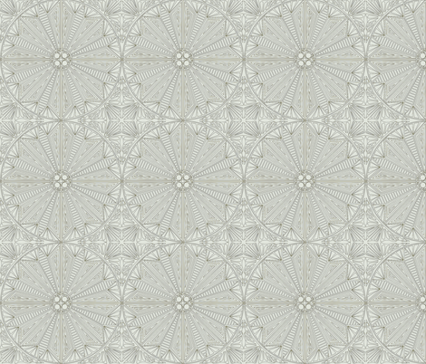 ©2011 Diamonds in the Rough fabric by glimmericks on Spoonflower - custom fabric