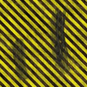 Hazard Stripes L