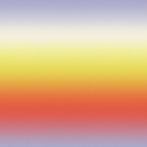 Circus - Horizontal Gradated Stripe Lg - 01 - Multi