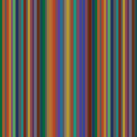 Hype Stripe in Ba Bang! fabric by dolphinandcondor on Spoonflower - custom fabric