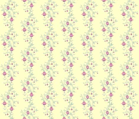 Fuchsia_Fantasy fabric by adranre on Spoonflower - custom fabric