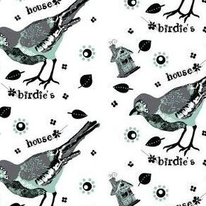 birdie's house / SF blue