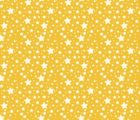 Circus Star fabric by mondaland on Spoonflower - custom fabric