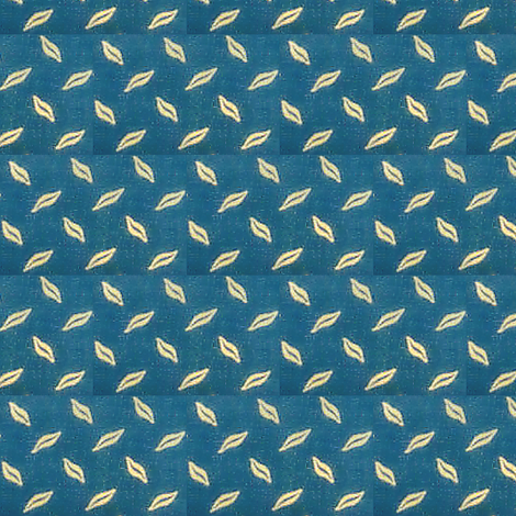 cadet_blue final fabric by the_cornish_crone on Spoonflower - custom fabric